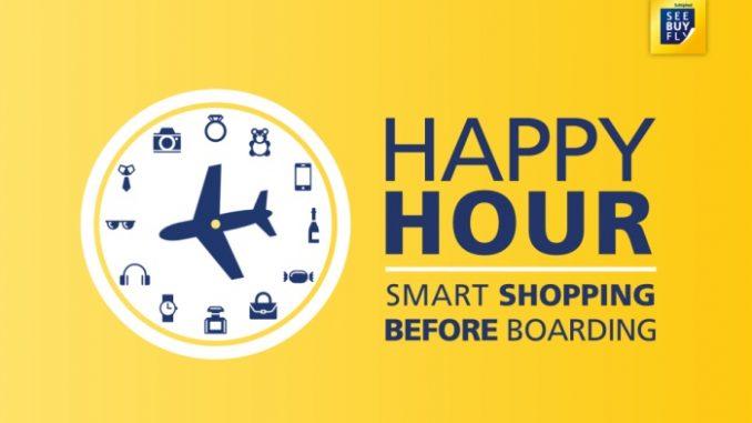 SeeBuyFly, € 5,- See Buy Fly shopkorting, EarlyBirdTickets.nl