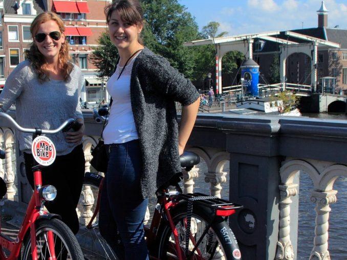 , Huur 24 uur een fiets bij MacBike Amsterdam. Nu slechts € 7,50!, EarlyBirdTickets.nl