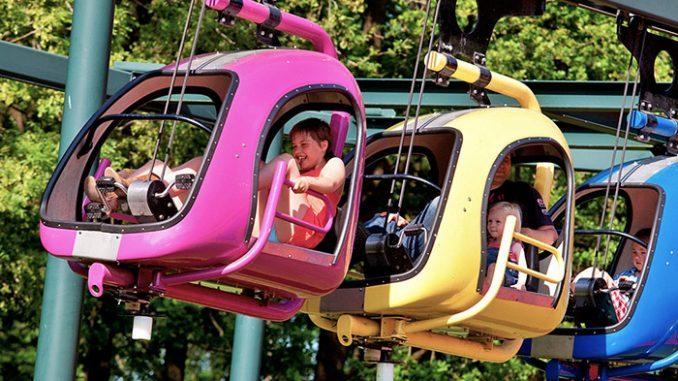 Familiepark, Entreeticket voor Familiepark Nienoord, EarlyBirdTickets.nl
