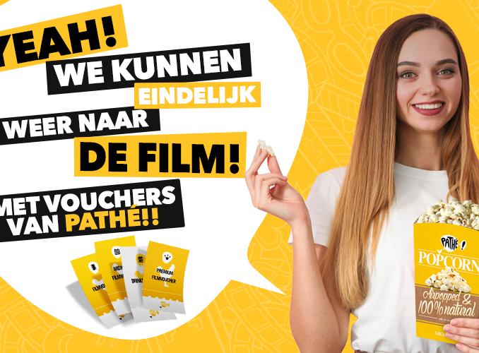 Pathé, Pathé Midweekvoucher – Nu slechts € 8,50!, EarlyBirdTickets.nl
